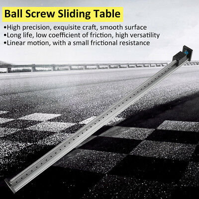 1000mm CNC Linear Rail Guide Slide Stage Actuator Ball Screw Motion Table Motor