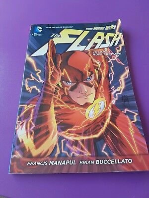 new 52 The Flash #1 graphic novel
