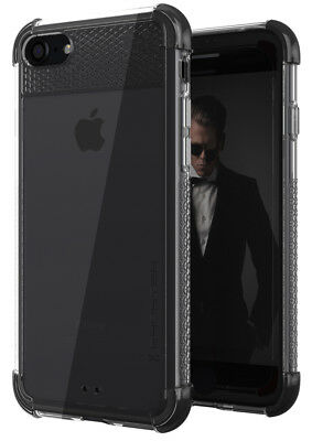 iPhone 8 / 7 Case Ghostek COVERT2 Clear Silicone Shockproof Protective Cover