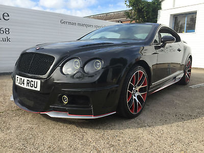 Bentley Continental GT Coupe 6.0 ( 552bhp ) 4X4 Auto