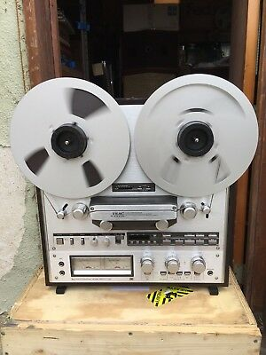 Teac X-1000R Tape Recorder Reel To Reel