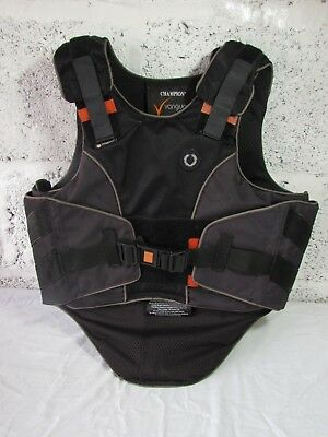 Champion Vanguard Ladies Horse Riding Body + Shoulder Protector BETA Reg GXL 09