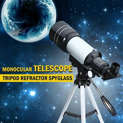 F30070M Monocular Professional Space Astronomic Telescope with Tripod