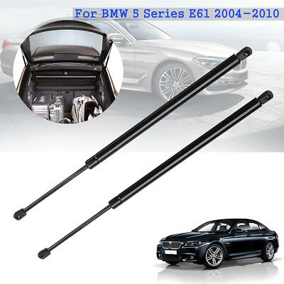 2x Rear Tailgate Gas Boot Struts For BMW 5 Series E61 Touring Estate 2004-2010
