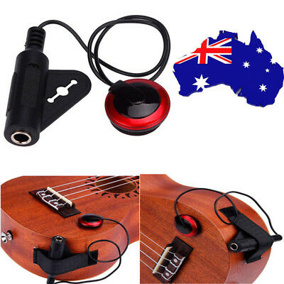 Multi Acoustic Piezo Contact Microphone Pickup For Guitar Violin Mandolin Hot