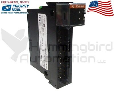 Allen Bradley 1756-IT6I /A ControlLogix Isolated Thermocouple mV Input Module 04
