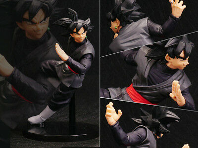 DBZ Dragon Ball Z Super Son Goku Fes Vol.6 Gokou Goku Black Figure 21cm NoBox