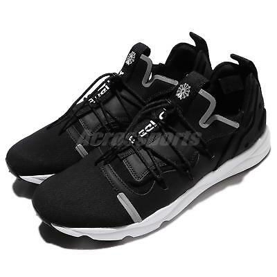 Reebok Furylite X Black White Men Running Shoes Sneakers Trainers BS6191 e867464ce