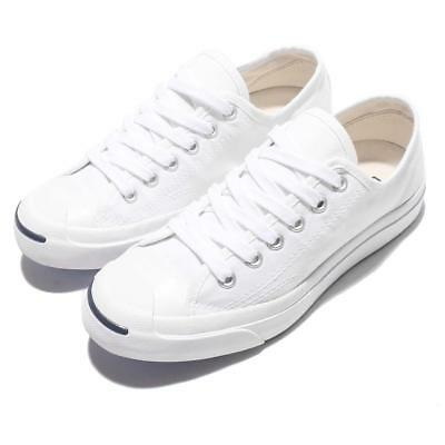 Converse Jack Purcell CP OX White Canvas Men Women Classic Casual Shoes  1Q698 42d7d5878