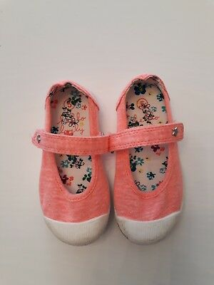 Next Baby Girl Shoes Infant Size 5