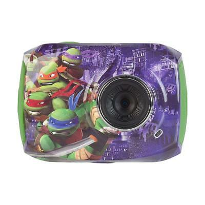 Teenage Mutant Ninja Turtles Action Camera with Accessories with 1.8-Inch LCD Sc