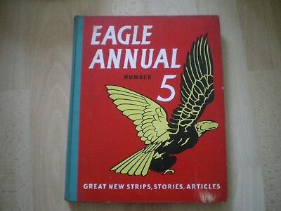 Eagle Annual Number 5