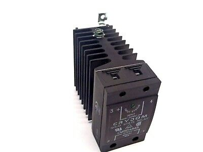 Crydom CMRD4845 Solid State Relay Input 4-32VDC, Output 480VAC 45A
