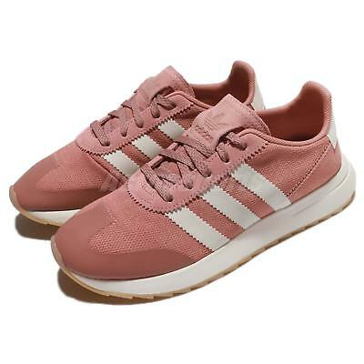 hot sale online 0e2ec 7334a adidas Originals FLB W Flashback Raw Pink Off White Gum Women Sneakers  BY9301