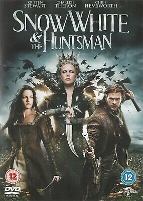 Snow White And The Huntsman - NEW Region 2 DVD