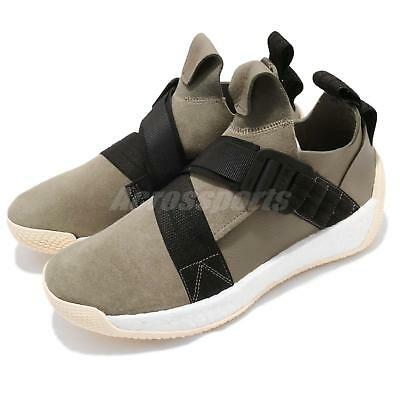 304608863744 adidas Harden LS 2 Buckle Olive James Boost Trace Cargo Men Lifestye Shoe  AQ0020