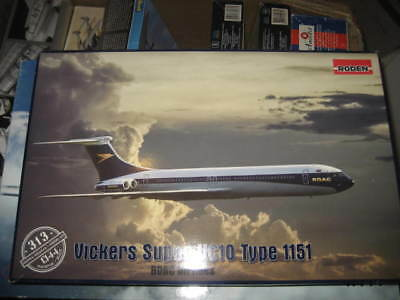 Vickers Super Vc10 Type 1151, 1/144 Roden