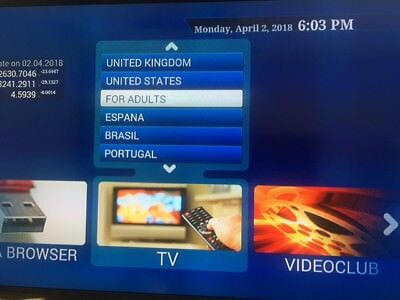 THE NEWEST HOT seller Tiger-Z400-iptv online tv box with 1 year IPTV