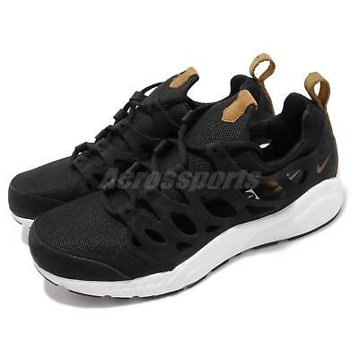 04d0604349a2 Nike Air Zoom Chalapuka Black White Brown Men Casual Shoes Sneakers 872634 -001