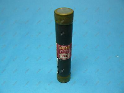 Bussmann FRS-35 Time-delay Fuse Class K5 35 Amps 600 VAC Tested