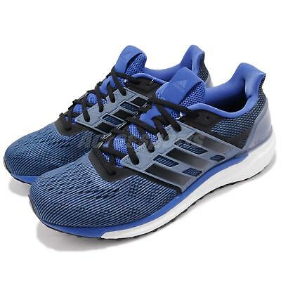 d91b50129 adidas Supernova M Hi-Res Blue Black Steel Men Running Shoes Sneakers CG4020