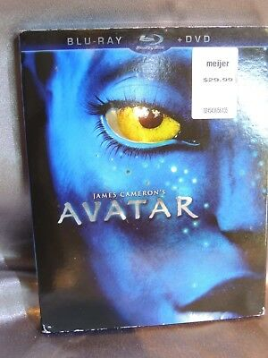 Avatar (Two-Disc Original Theatrical Edition Blu-ray/DVD Combo) FREE SHIPPING!
