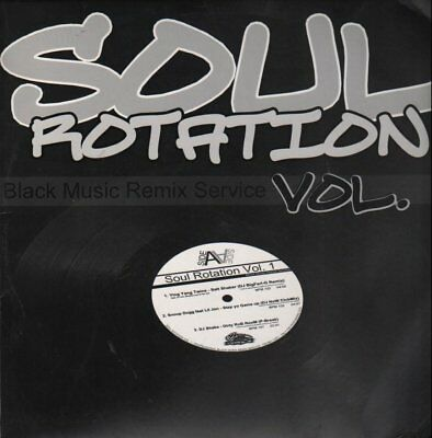 "Various - Soul Rotation Vol. 1 Vinyl 12"" a0713207dg"