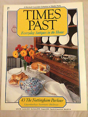 The Nottingham Parlour -  Antique / Collectables Magazine