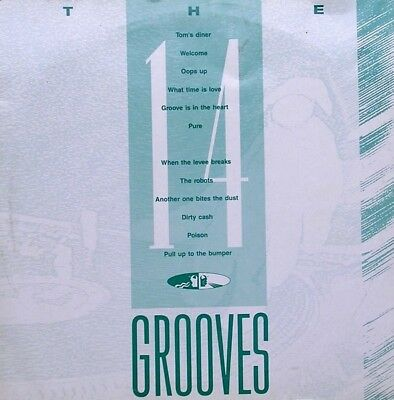 Various - The Grooves 14 Vinyl LP a0121783cd