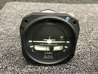1394T00-7Z Mid-Continent Turn Coordinator Indicator (Volts: 12-32)