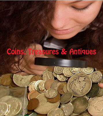 Estate Hoard Coin Collection Bullion Sale Treasures .999 Bullion Silver Gold