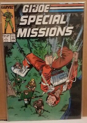 G.i.joe Special Missions Lot Of 5 New