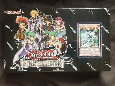 Yu-Gi-Oh! Yugioh Legendary Collection 5D's Factory Sealed Box NEW