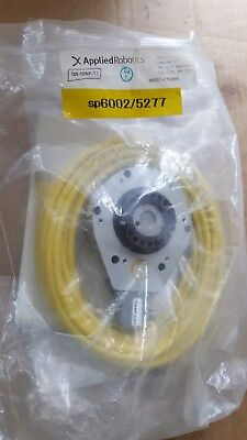 Applied Robotics QS-50NP-T3 QuickSTOP Collision Sensor W/ CABLE (U12.6B1)