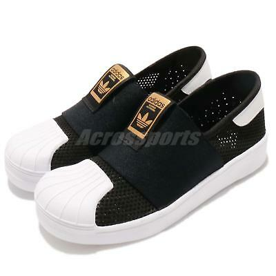 the best attitude 977e5 e463e adidas Originals Superstar SMR 360 C Black White Kid Junior Casual Shoes  DB0924