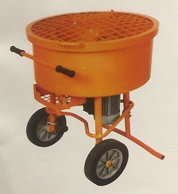 Forced action mixer, Resin Mixer 120Lt, 230v