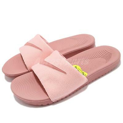 d206b0817404b Nike Kawa Slide SE GS PS Pink Kid Youth Junior Sports Sandal Slippers  AJ2503-601