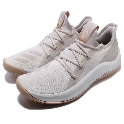 the latest 30501 39205 adidas Dame D.O.L.L.A. Damian Lillard Crystal White Basketball Shoes DB1074