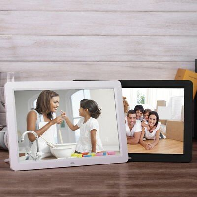 Digital Picture Frame With Wireless Remote 12 Inch Screen Built-in SpeakerÇD