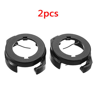 2x Perfect H7 LED Lamp Bulb Adapter Retainer Holder For Ford KUGA VW passat b6 W