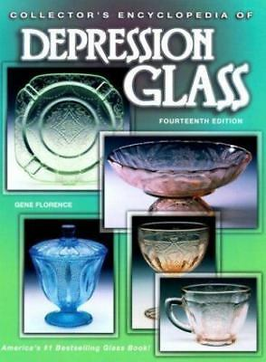 NEW - Collector's Encyclopedia of Depression Glass by Florence, Gene