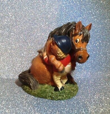 John Beswick Studio Sculptures Thelwell Pony - I Forgive You