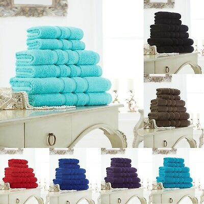 100% Egyptian Cotton  Zero Twist Towel Super Soft 600 Gsm Hand Bath Towel Sheet