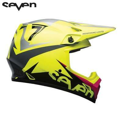 Seven Adults MX 18.1 MX-9 MIPS Motocross MX Enduro Motor Bike Helmet - SALE!