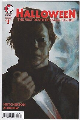 Halloween #1 DDP Variant First Death of Laurie Strode MICHAEL MYERS Rare HTF NM
