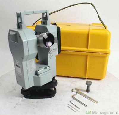 Zeiss ETh3 Electronic Precision Transit Scope / Theodolite