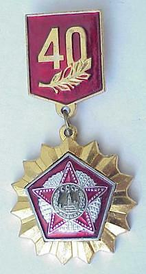 85sRUSSIAN SOVIET BADGE MILITARY RED STAR PATRIOTIC WAR WWII VICTORY AWARD MEDAL