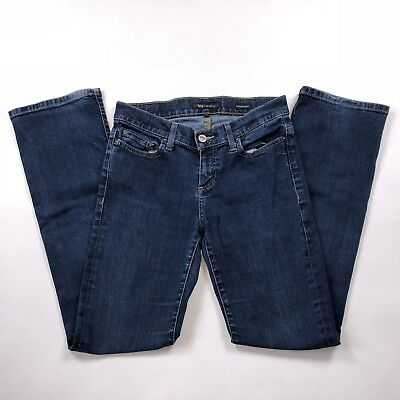 27de6afab59 WOMENS DAYTRIP JEANS from the Buckle Leo Bootcut Size 27 R EUC ...