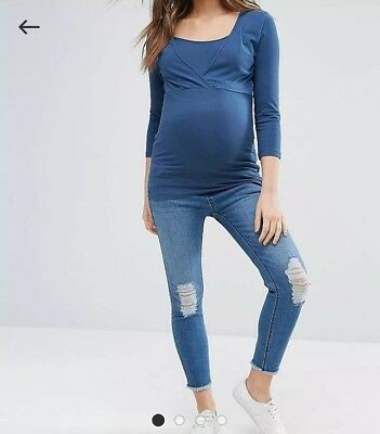 "New Look Size 10 Maternity ""Jenna"" Jeans"