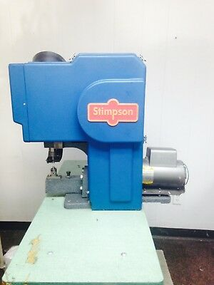 Siegal / Stimpson Automatic Grommet Machine